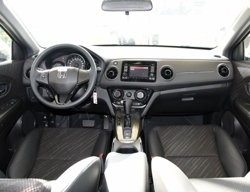 零首付购车车型本田 XR-V 2017款 1.5L LXi CVT经典版相关图片展示