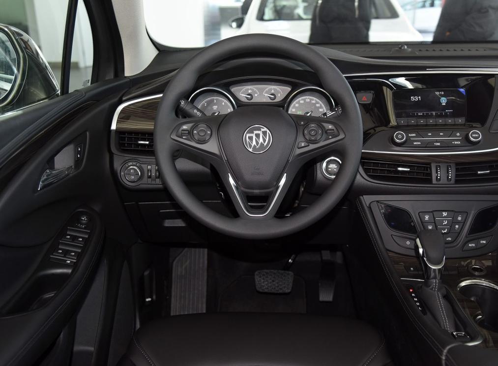 零首付购车车型别克 昂科威 2018款 20T 两驱领先型相关图片展示