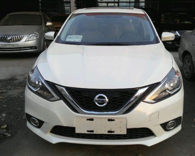 东风日产2016款轩逸1.6XL CVT 豪华版