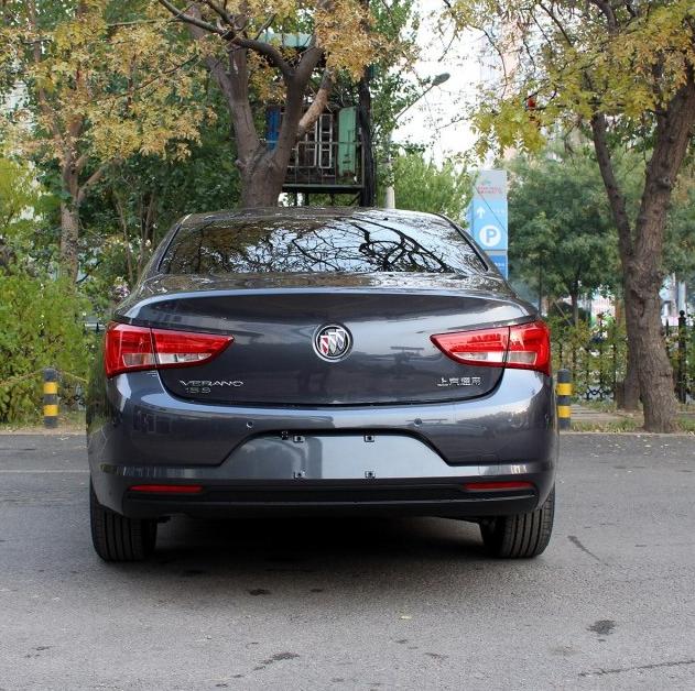 零首付购车车型别克 威朗 2018款 三厢 15S 自动领先型相关图片展示