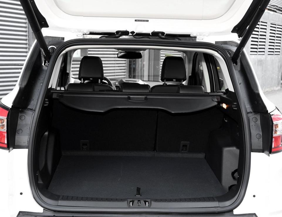 零首付购车车型福特 翼虎 2018款 EcoBoost 245 四驱豪翼型相关图片展示