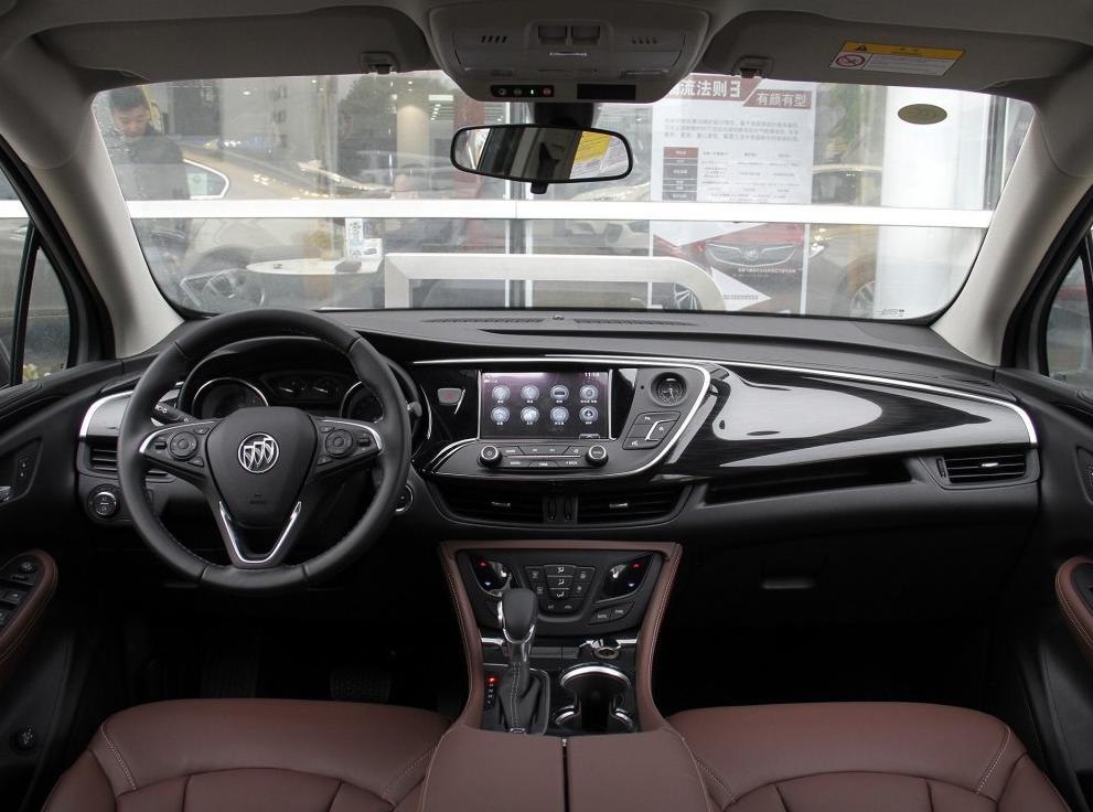 零首付购车车型别克 昂科威 2018款 20T 两驱豪华型相关图片展示
