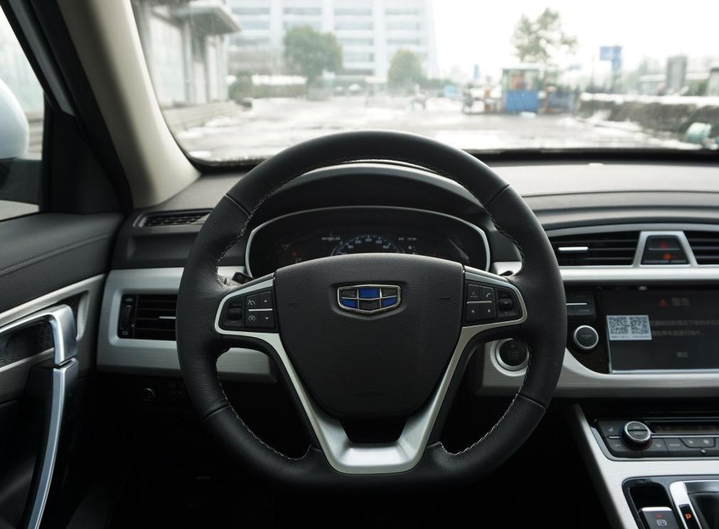零首付购车车型吉利 博越 2018款 1.8TD 自动两驱智联型4G互联版相关图片展示